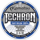 Леска  KAMATSU  TECHRON Soft Nylon 100% 0,40; 150m.