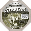 Леска KONGER STEELON FLUOROCARBON COATED 0.40mm. cветло-серая  100m.