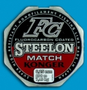 Леска KONGER STEELON FC MATCH FLUOROCARBON COATED 0.22-0.25mm. 100m.