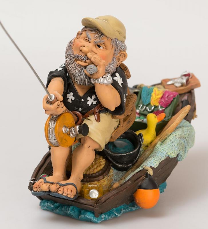 интересные подарки в целях рыбаков и